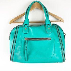 🌿 Urban Expressions Green Shoulder Bag